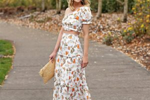Tiered Looks For Spring
