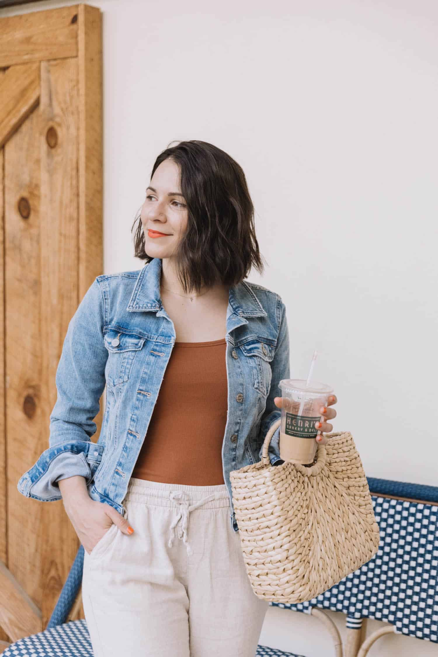 Old Navy Linen Joggers For Spring