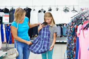 Parent's Guide to Back to School Clothes Shopping